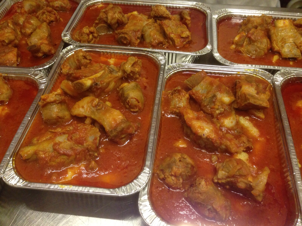 Preparati di gastronomia a Ceccano